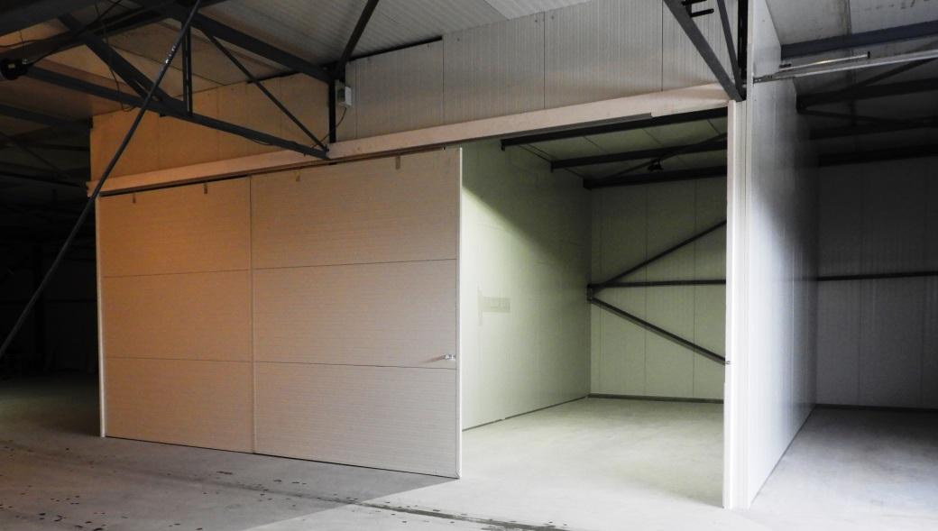 Unit van 38 m2